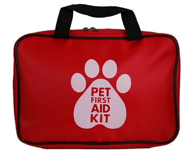 First Aid Kit for Pet Owners