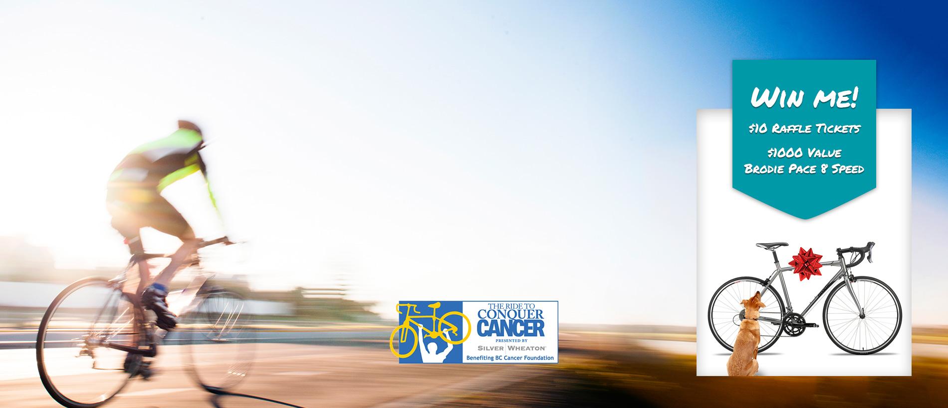 Ride To Conquer Cancer Slide BG