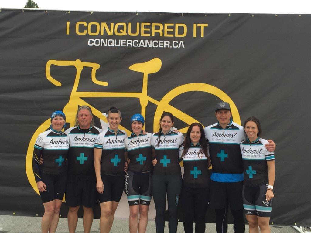 The Ride To Conquer Cancer Recap